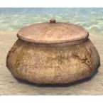Wood Elf Cask, Ceramic