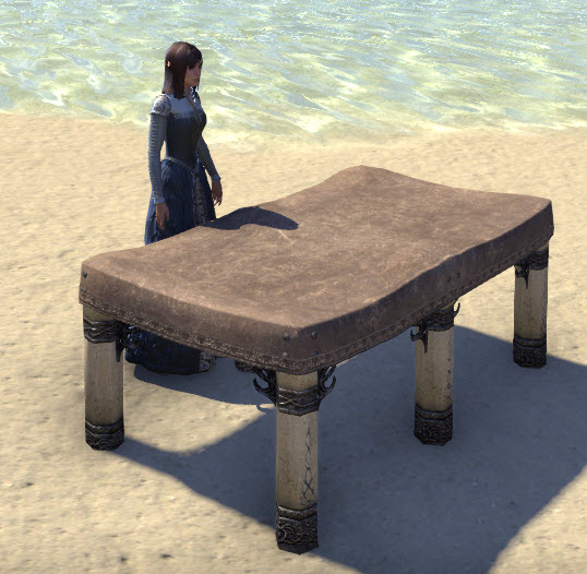 Eso Fashion Wood Elf Table Formal Elder Scrolls Online