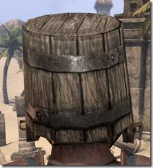 Bucket - Female Back