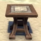 High Elf End Table, Verdant