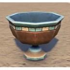 Redguard Pot, Mosaic