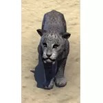 Sabre Cat Cub