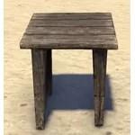 Tea Table, Carved