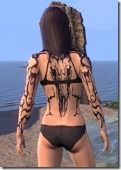 Wyrd Root Tattoos - Female Back