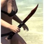 Yokudan Rubedite Dagger