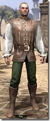 Soiree in Camlorn Evening Outfit - Male Front