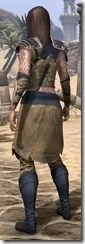 Austere Warden Dyed Back