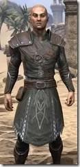 Austere Warden - Male Close Front