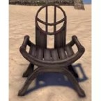 Redoran Chair, Sanded