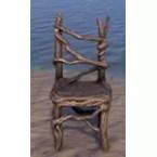 Telvanni Chair, Organic