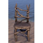 Telvanni Chair, Organic
