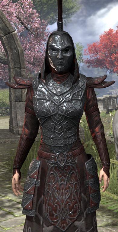 Eso Fashion Impregnable Armor Elder Scrolls Online