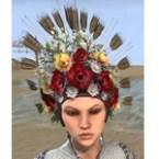 Blossom Burst Bonnet