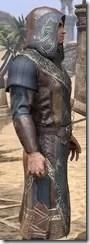 Telvanni Wizard-Lord Robe - Male Close Side