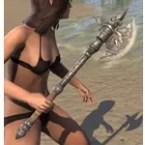 Daggerfall Covenant Iron Axe