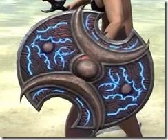 Dro-m'Athra Ruby Ash Shield 2
