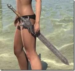 Ebonheart Pact Iron Sword
