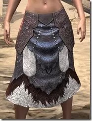 Falkreath Greaves - Female Front