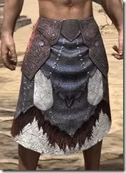 Falkreath Greaves - Male Front