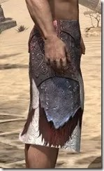Falkreath Greaves - Male Right