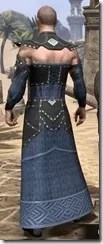 Ancestral Homage Formal Gown - Male Back