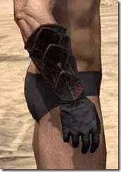 Redoran Gauntlets - Male Right
