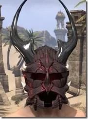 Redoran Helm - Male Front