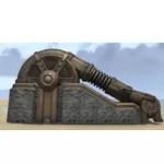 Clockwork Pump, Horizontal