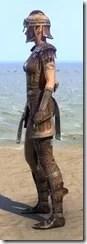 Colovian Uniform - Female Side