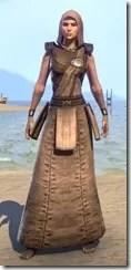 Courier Uniform - Female Front