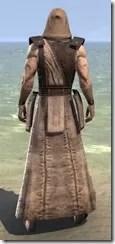 Courier Uniform - Male Back