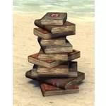 Daedric Books, Piled