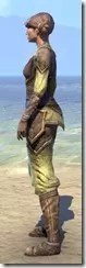 Dunmer Cultural Garb - Female Side