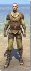 Dunmer Cultural Garb - Male Front