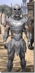 Ebonshadow Iron - Male Close Front