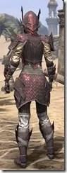 Ebonshadow Rubedite - Female Back