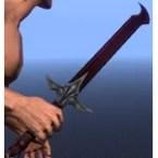 Hlaalu Rubedite Dagger