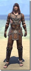 Keeper's Garb - Male Front
