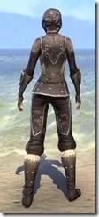Pirate - Female Back