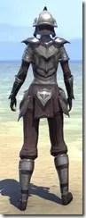 Steel Shrike - Female Back