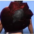 Telvanni Ruby Ash Shield