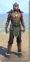 Vanguard Uniform - Male Front