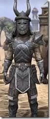 Yokudan Iron - Male Close Front