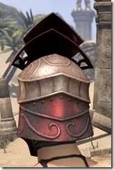Apostle Helm - Female Back
