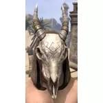 Keptu-Horn Skull Sallet