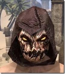 Pumpkin Spectre Mask - Male Front