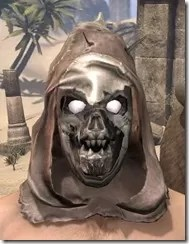 Scarecrow Spectre Mask - Male Front