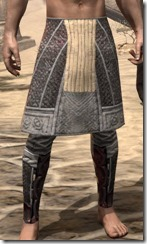 Telvanni Greaves - Male Front
