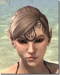 Clockwork Apostle Face Imprints - Female Front