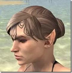Clockwork Apostle Face Imprints - Female Side